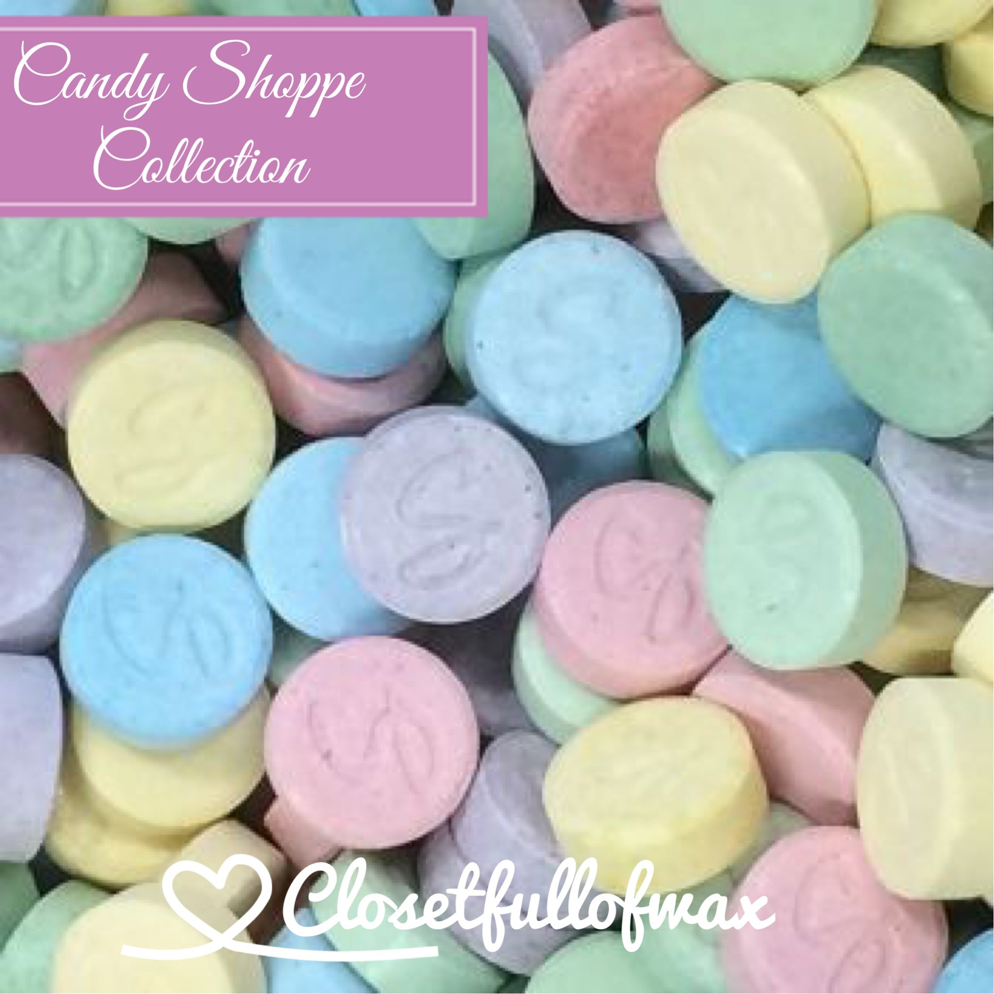 Candy Shoppe Collection - Closet Full of Wax