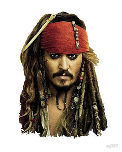 Jack Sparrow-Closet Full of Wax