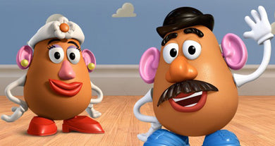 Mr. & Mrs. Potato Head - Closet Full of Wax