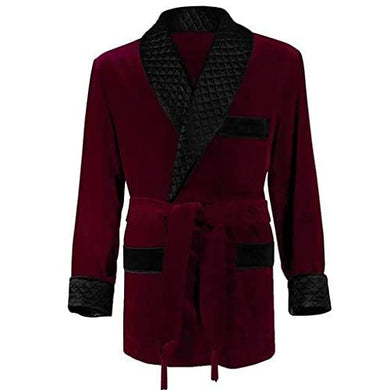 Smoking Jacket - Closet Full of Wax