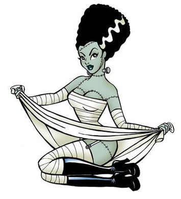 Bride of Frankenstein - Closet Full of Wax