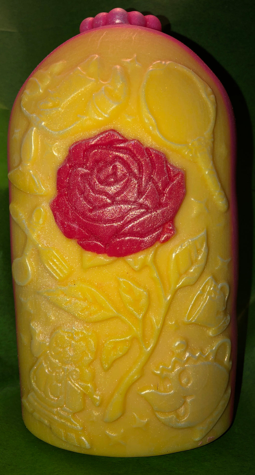 Beauty and the Beast Loaf - Closet Full of Wax