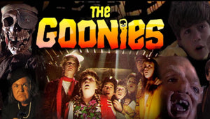 The Goonies  Collection - Closet Full of Wax