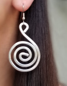 Spiral Earrings