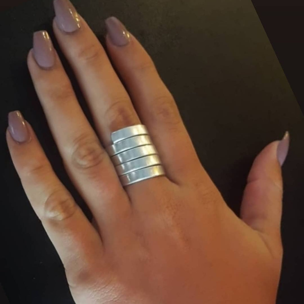 Thick Aluminum Ring