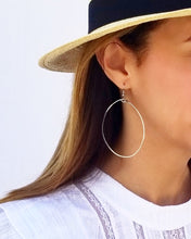 Load image into Gallery viewer, Big Hoop Earrings
