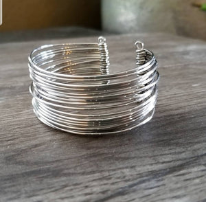 Multiple Aluminum Cuff