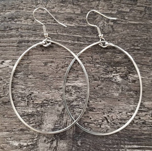 Big Hoop Earrings