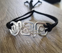 Load image into Gallery viewer, Scribble Aluminum Bracelet
