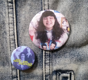 Erica Goldberg pin back button