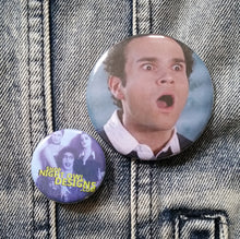Barry Goldberg pin back button