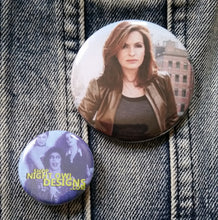 Olivia Benson pin back button