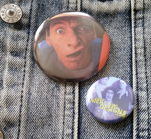 Ernest P Worrell pin back button