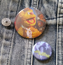 Fozzie Bear pin back button