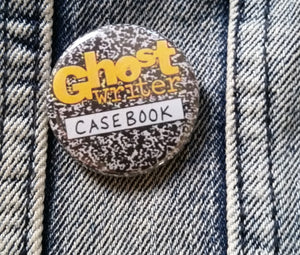 Ghostwriter pin back button