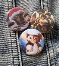 Gremlins pin back button