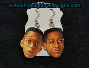 Urkel earrings