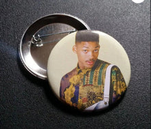 Will Smith pin back button
