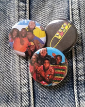 Cool Runnings pin back buttons