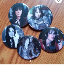 Joan Jett pin back buttons