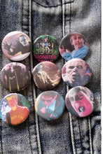 Monster Squad pin back buttons