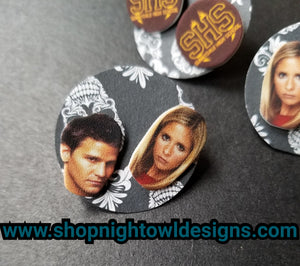 Buffy the Vampire Slayer Post Earrings