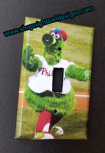 Choose Your Own Gritty or Phanatic Light Switch Plate