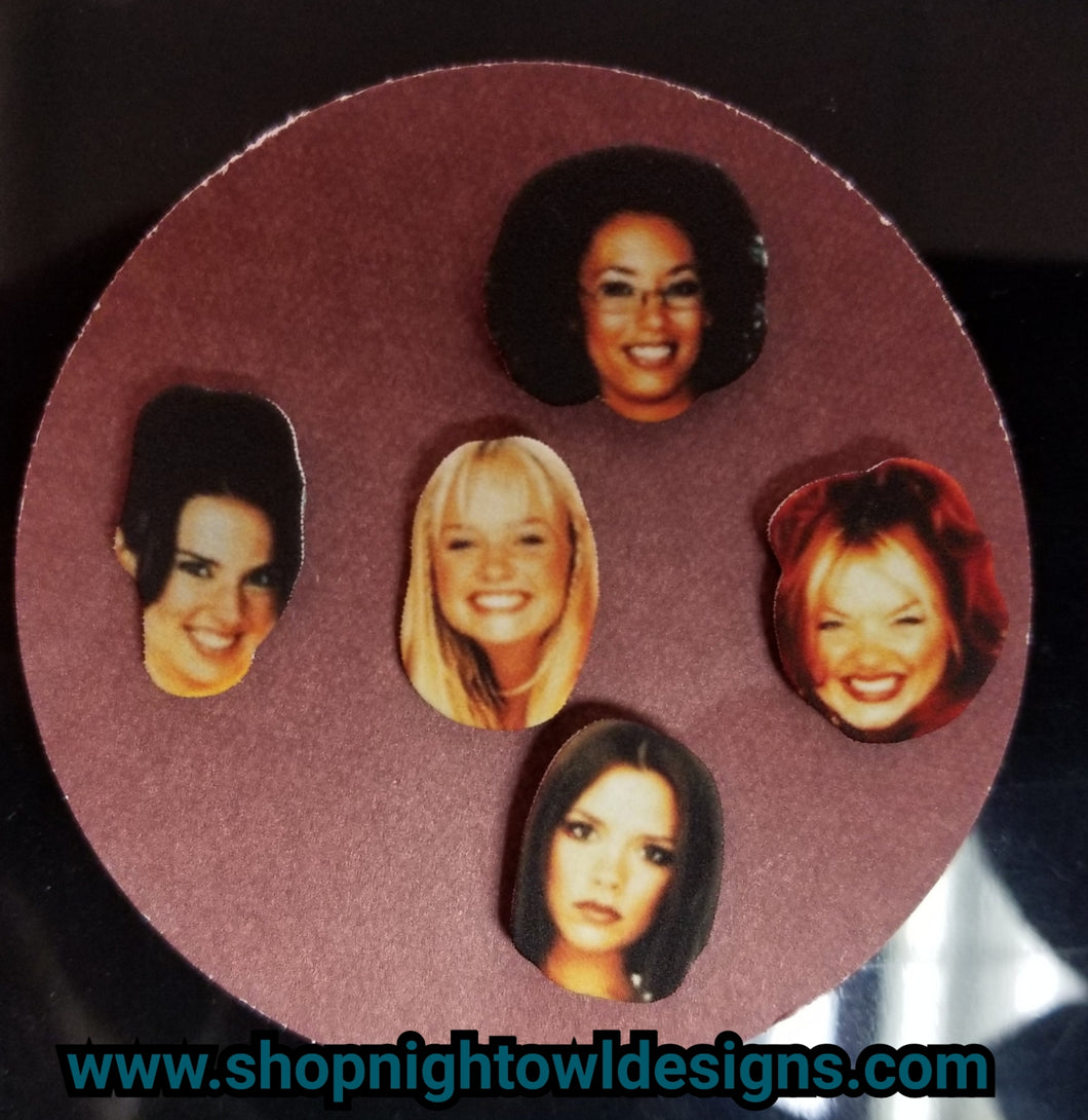 Spice Girls Post Earrings