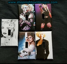 Choose Your Own Madonna Light Switch Plate