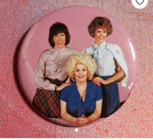 9 to 5 cast pin back button