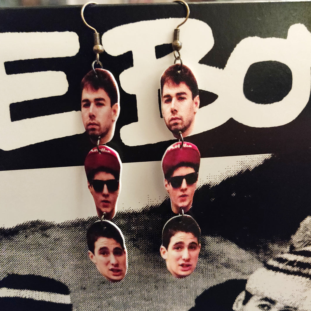 Beastie Boys Earrings