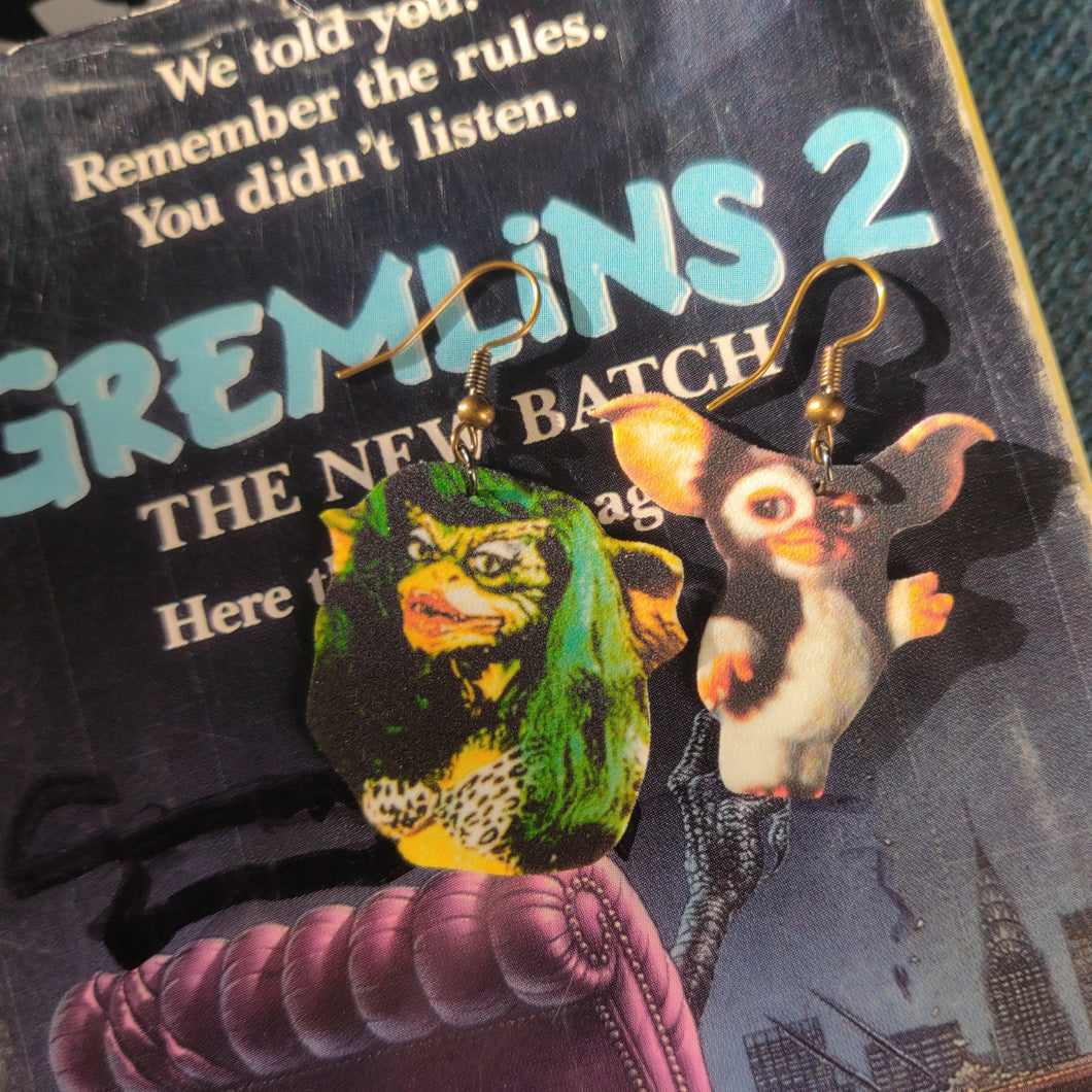 Gizmo Earrings