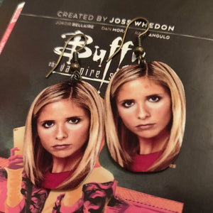 Choose Your Own Buffy Earrings