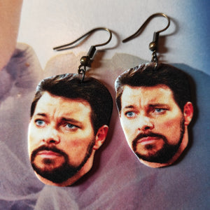 Star Trek TNG Earrings