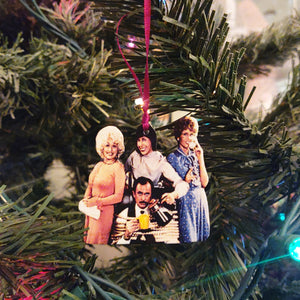 9 to 5 Ornament