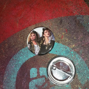 Desperately Seeking Susan pin back button