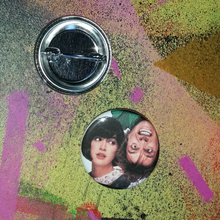 Drop Dead Fred pin back button