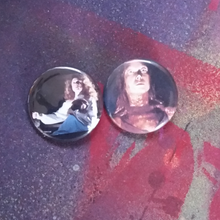 Carrie pin back button