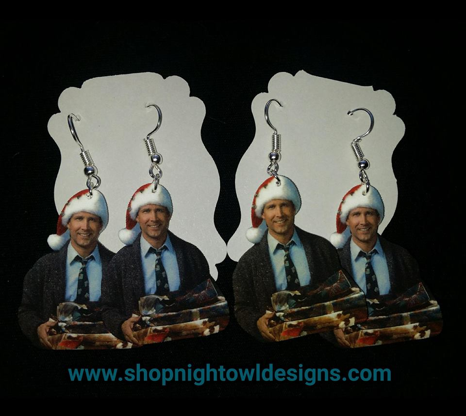 Clark Griswold Earrings