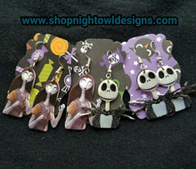 Jack and Sally Earrings