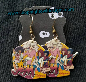 Jem Earrings