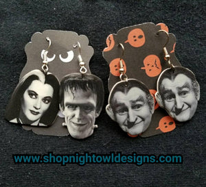 Munsters Earrings