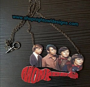 Monkees Necklace