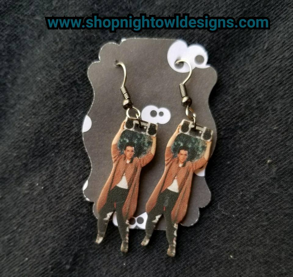 Say Anything Earrings
