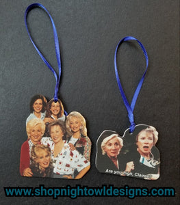 Steel Magnolias Ornaments