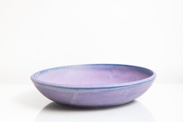 Ametrine Low Bowl