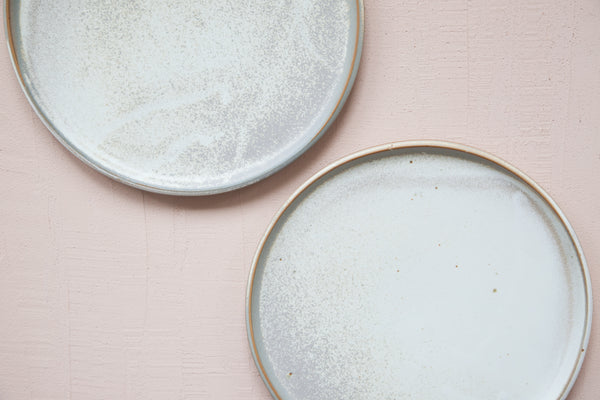 Large Plate / Champagne - SECONDS SALE
