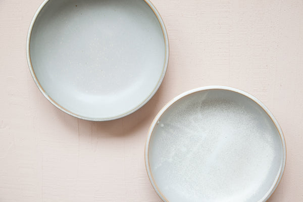 Low Bowl / Grey - SECONDS SALE