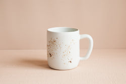 Mug / Speckled White - SECONDS SALE