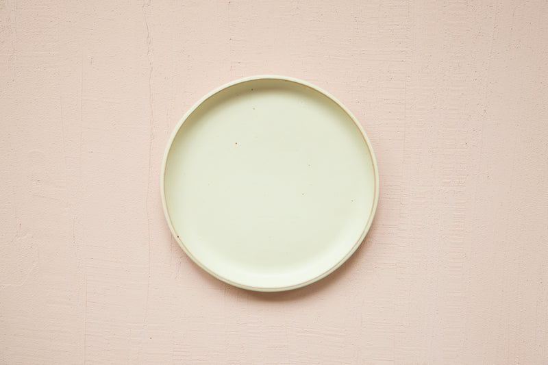 Medium Plate / Sunshine - SECONDS SALE